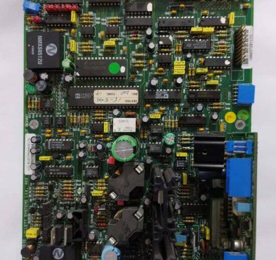 i-O board with motor drive